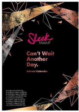 Sleek MakeUp Can't Wait Another Day Advent Calendar