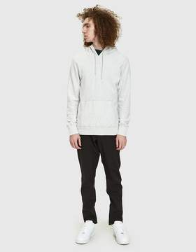 Reigning Champ Terry Pullover Hoodie in Heather Ash
