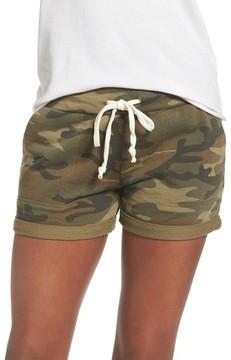 Alternative Women's Camo Lounge Shorts