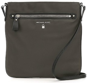 Michael Kors Kelsey Nylon Large - Crossbody - Graphite - 32F7SO2C3C-030 - AS SHOWN - STYLE