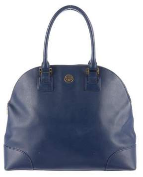 Tory Burch Robinson Dome Tote - BLUE - STYLE