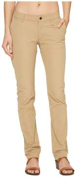Fjallraven Abisko Stretch Trousers Women's Casual Pants