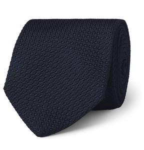 Drakes Drake's 8cm Silk-Grenadine Tie