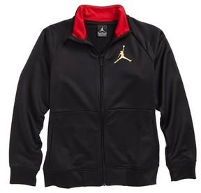Jordan Boy's Stealth Tricot Track Jacket
