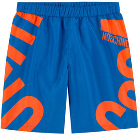 Moschino Logo swim shorts