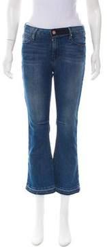 RtA Denim Mid-Rise Wide-Leg Jeans w/ Tags