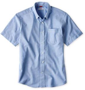 Izod EXCLUSIVE Short-Sleeve Oxford Shirt - Boys 8-20