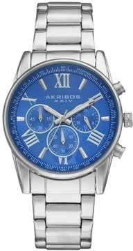 Akribos XXIV Men's Enterprise Chronograph Swiss Watch