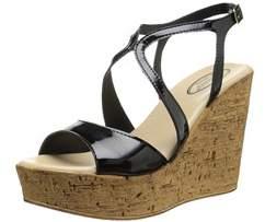 Callisto Womens Elliot Open Toe Casual Platform Sandals.