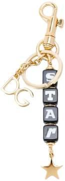 Dolce & Gabbana star keyring