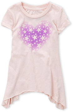 Chaser Toddler Girls) Heart Tee