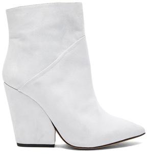 IRO Suede Lasdia Boots in White.
