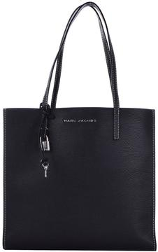 Marc Jacobs The Grind Shopper Tote - BLACK - STYLE
