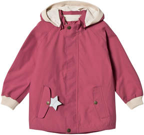 Mini A Ture Rose Wine Wally Jacket