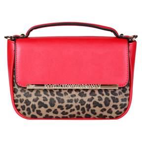 Roberto Cavalli Red Synthetic Handbag