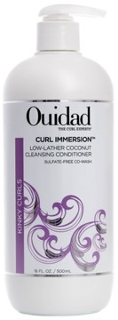 Ouidad Curl Immersion(TM) Low Lather Coconut Cleansing Conditioner