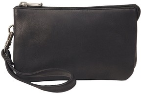 Le Donne Leather Wristlet - Gia