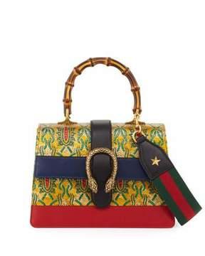 Gucci Dionysus Medium Tokyo-Print Top-Handle Satchel Bag, Multi - MULTI - STYLE