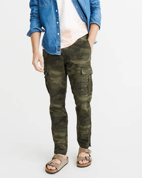 Abercrombie & Fitch Athletic Skinny Cargo Pants