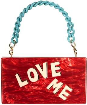 Edie Parker Love Me Box Bag