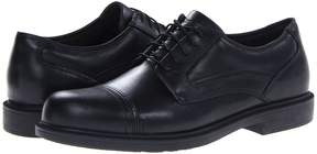 Dunham Jackson Cap Toe Waterproof Men's Lace Up Cap Toe Shoes