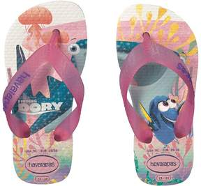 Havaianas Nemo and Dory Sandals (Toddler/Little Kid/Big Kid)