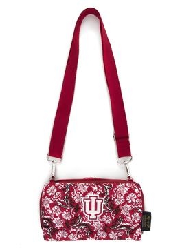 NCAA Indiana Hoosiers Bloom Crossbody Wallet