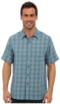Royal Robbins San Juan Plaid Short Sleeve Shirt Men's Short Sleeve Button Up