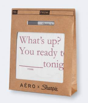 Aeropostale You Ready Aero X Sharpie Best Tee