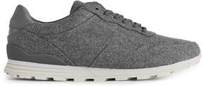Reiss Hoffman Clae Wool Sneakers