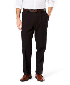 Dockers Easy Comfort Relaxed Pleated Pant