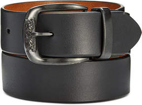 Levi's Men's 40MM Smooth Leather Reversible Belt