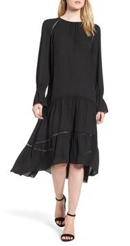 Chelsea28 Women's Drop Waist Midi Dress