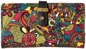 Sakroots Rae Slim Charging Wallet Wallet Handbags