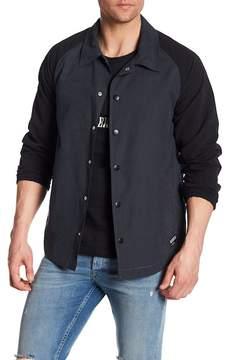 Ezekiel Riverside Spread Collar Jacket