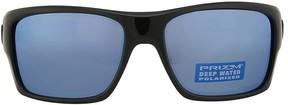 Oakley Turbine Prizm Salt Sunglasses- Polished Black