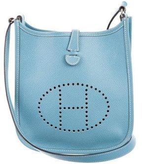 Hermes Epsom Evelyne TPM - BLUE - STYLE