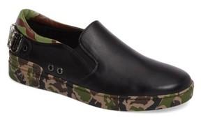 Moschino Men's Camo Slip-On Sneaker