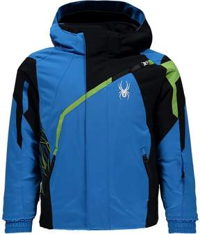 Spyder Mini Challenger Hooded Jacket
