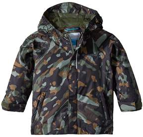 Columbia Kids Fast Curioustm Rain Jacket Boy's Coat
