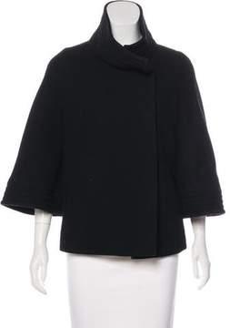 Aquilano Rimondi Aquilano.Rimondi Virgin Wool Oversize Sleeve Jacket
