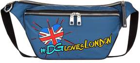 Dolce & Gabbana DGLOVESLONDON Waist Bag