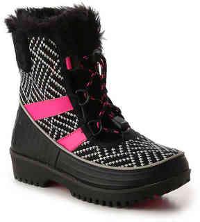 Sorel Girls Tivoli II Youth Snow Boot