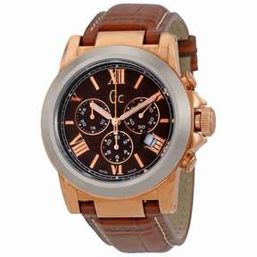 GUESS Chronograph Brown Dial Men's Watch I41501G2