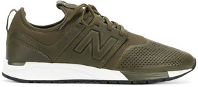 New Balance panel detailed sneakers