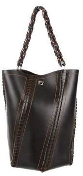 Proenza Schouler 2016 Large Whipstitch Hex Bucket Bag