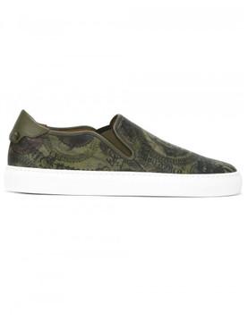 Givenchy Dollar slip-on skate sneakers