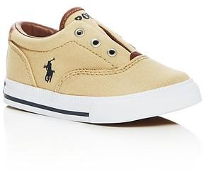 Ralph Lauren Childrenswear Boys' Vito II Sneakers - Toddler