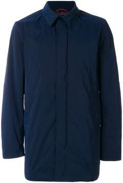 Fay padded shirt jacket