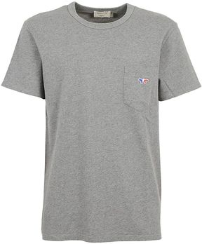 Kitsune Maison Chest Pocket T-shirt